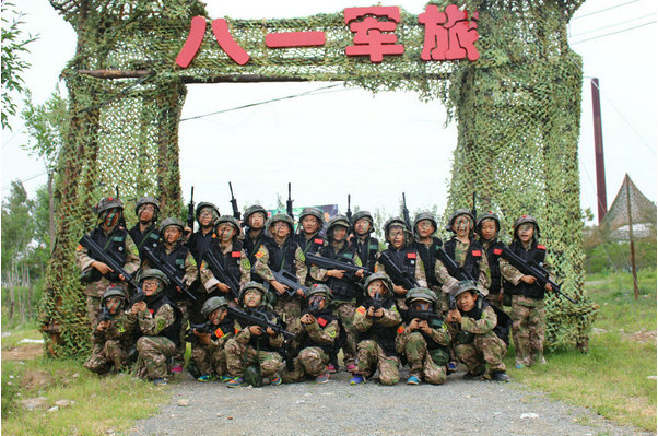 军事训练营_2018八一军事夏令营-八一军旅军事训练营
