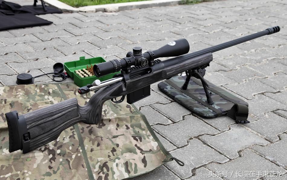 t-5000狙击教程lol盖伦手绘视频教学步枪视频教学图片