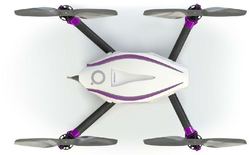 欧洲无人机公司Quaternium称其多旋翼无人机飞行4小时40分钟,创世界纪录