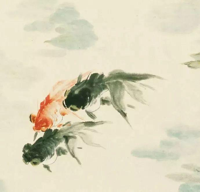 金鱼先生 | 被市场低估的天才画家汪亚尘先生