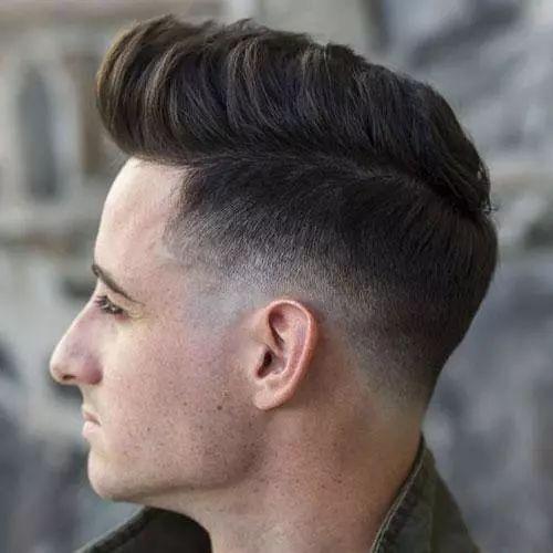 2018最潮的10种男士发型,赶紧造型去撩妹