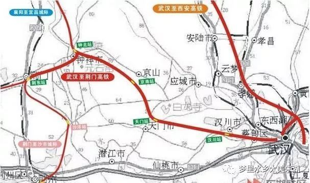 沿江高铁湖北段建成后,从上海到成都最快仅需7个小时,比现有沪汉蓉客