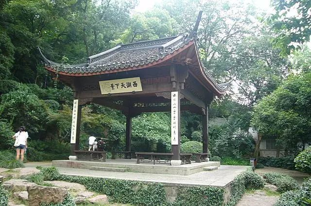 西湖诗鉴赏 | 《题杭州孤山寺》