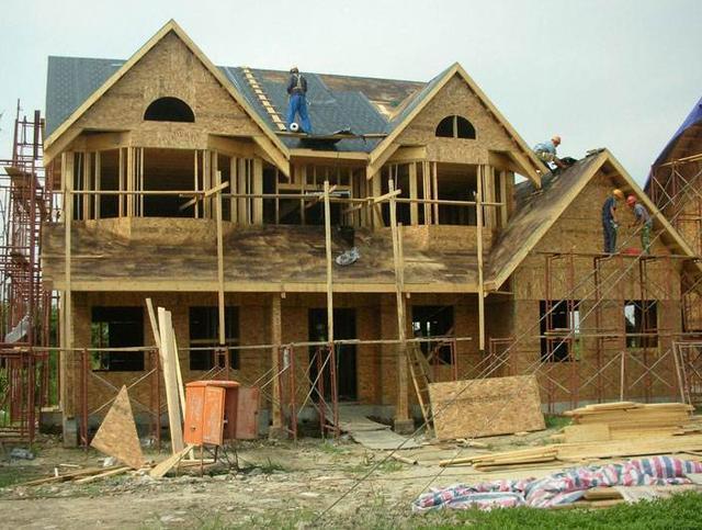 木结构房屋环保优势有哪些?盘网小a房屋百度别墅图片