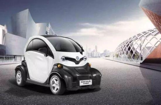 西安开放绿牌距新能源汽车普及还差一些充电桩!