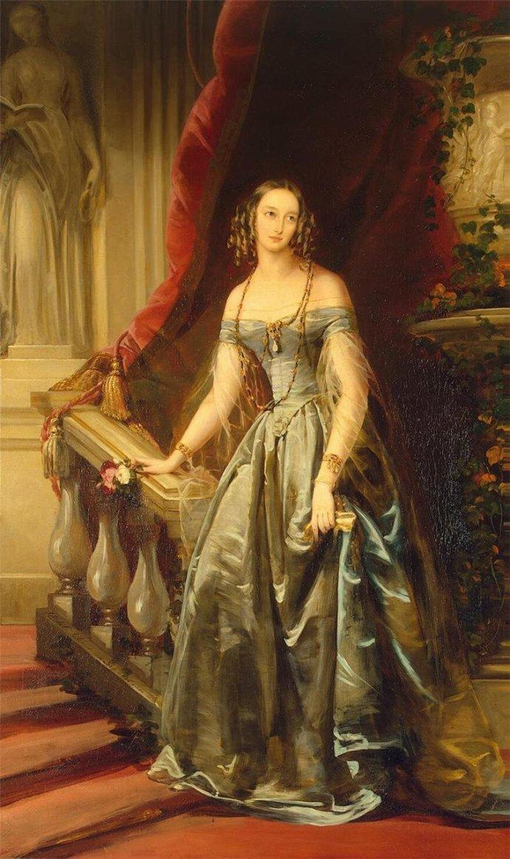 世界著名油画:你很少看到的经典(一)