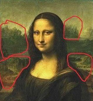 蒙娜丽莎之谜已破,画中暗藏4只动物图片
