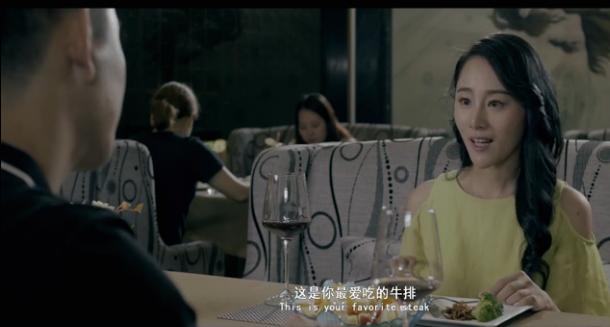 导演吕培振最新力作 电影《合约情侣》 珍惜身边爱你的天使