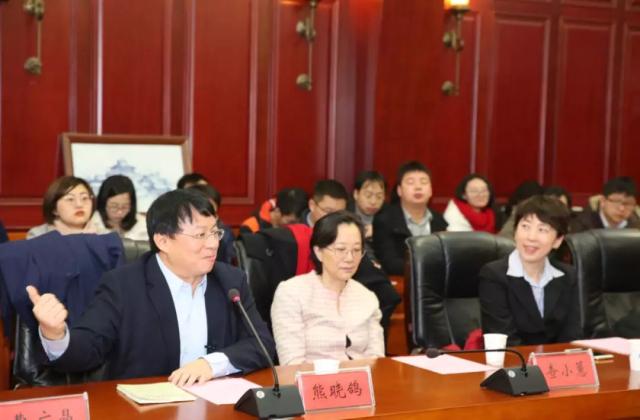 纪念恢复高考40年 IDG资本在武汉大学设 查全性教授1977奖教金图片 178497 640x420
