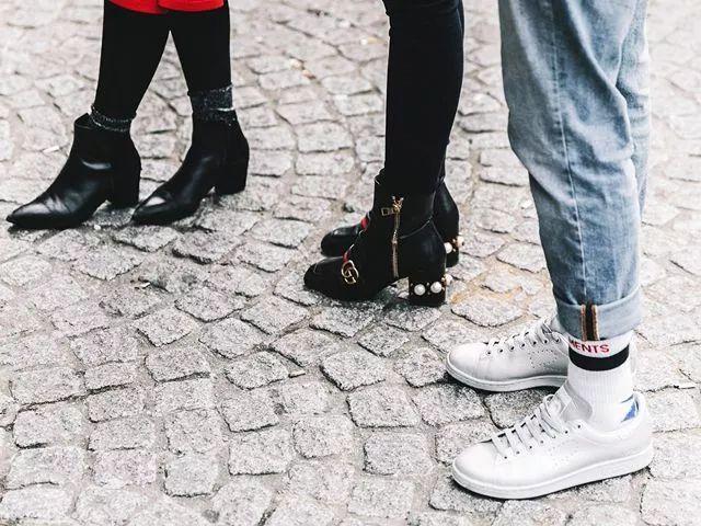 这5双鞋时髦的人都有,麦雅棠而我却只有1双..