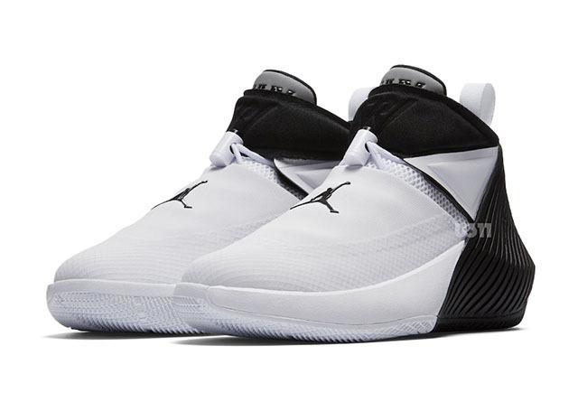 """""""三双帝王"""" 威少个人签名鞋?! Jordan Fly Next 实物大曝光!"""