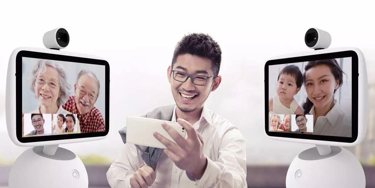 视频通话_为家而生的视频通话机器人,老人孩子的贴心助手
