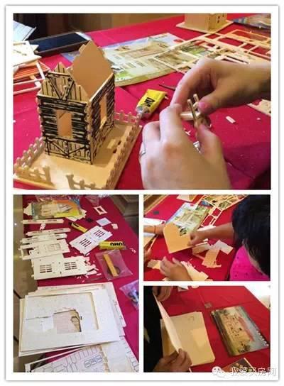 小木屋diy丨亲自制作一个温馨的小木屋!