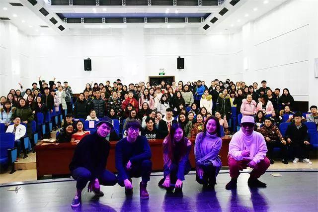 节奏部落跨年演唱会即将开演 让盲人学生在音乐的世界感受光明