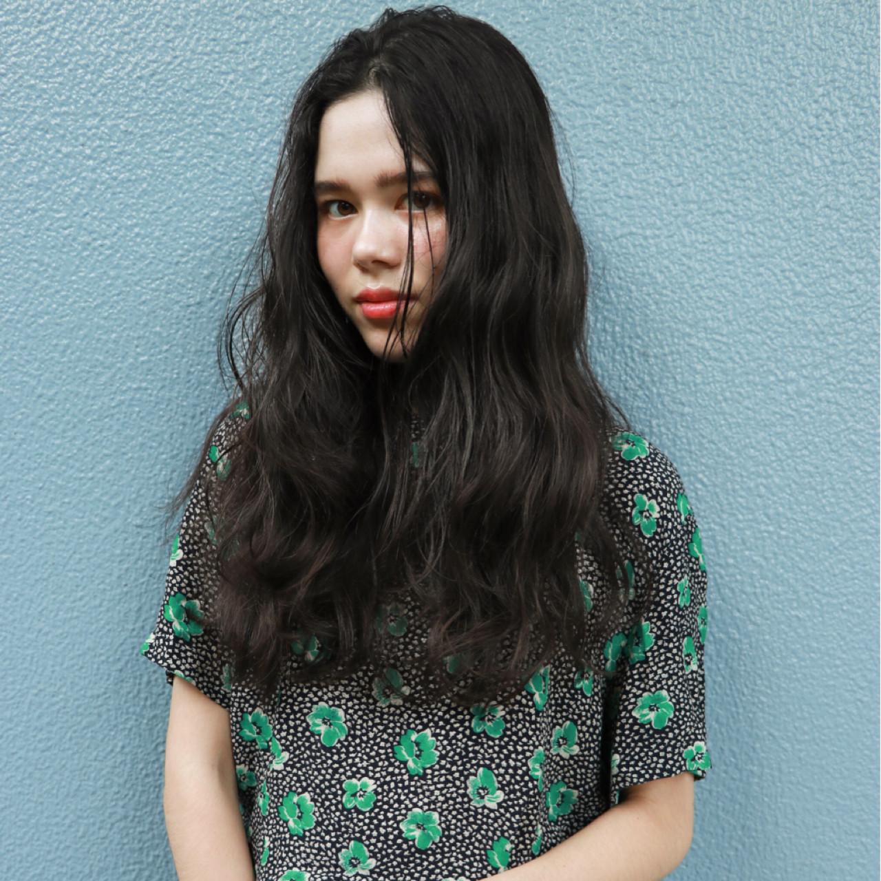 时尚 正文  在今年冬季推荐给长发女子的是时尚浪漫外国人魅力发型!图片