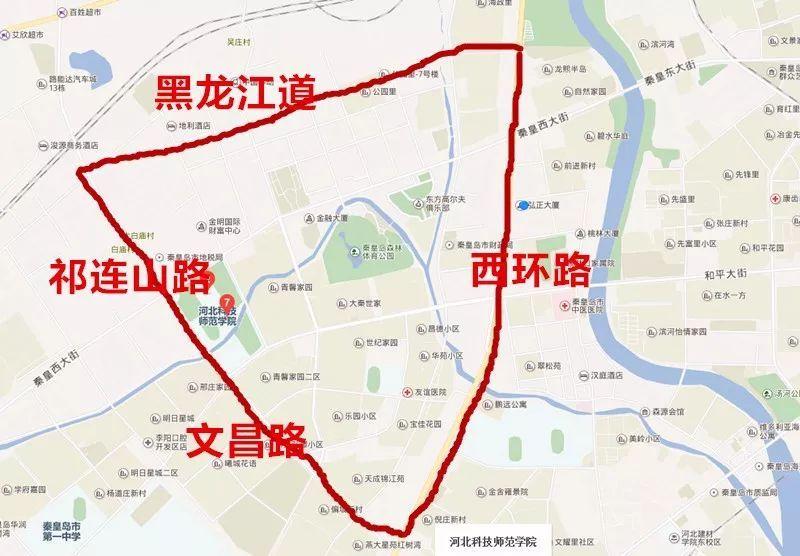 加速分级诊疗工作落地, 秦皇岛市第一医院将于2017年12月26日起停止