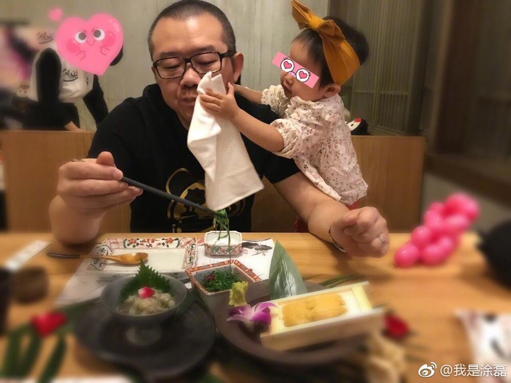 涂磊老婆_涂磊首次曝光老婆正面照,打脸离婚传言,网友:看脸就知道是真爱