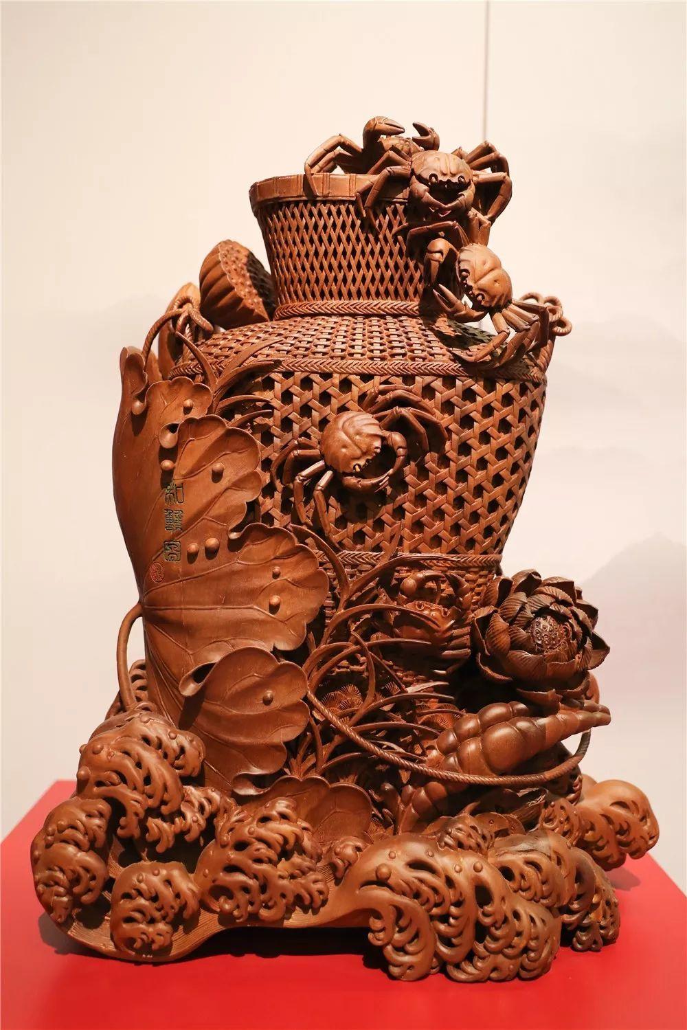 匠·意 | 东阳木雕(组图)