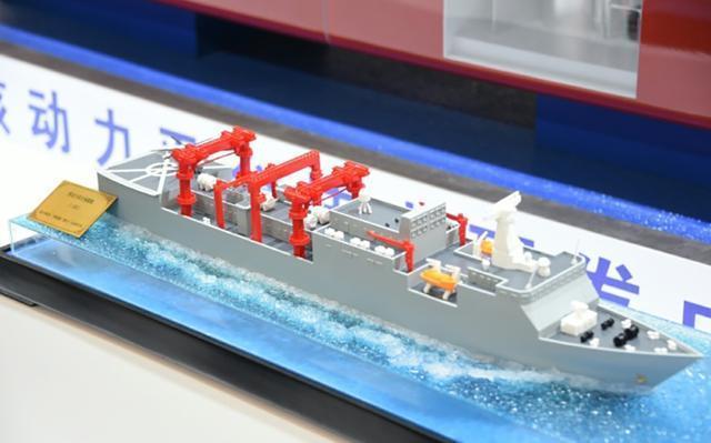 5万吨补给舰只是开胃菜,一世情缘电视剧又有新