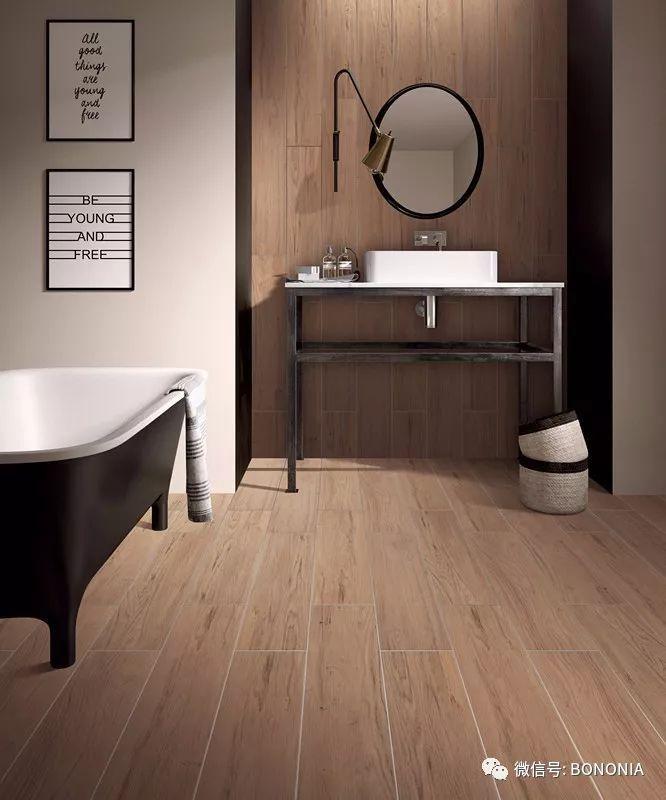 装修用木地板还是木纹砖?当然木纹砖!