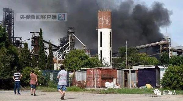 【看点】中粮国外粮库发生爆炸致1死多伤 码头装卸受影响