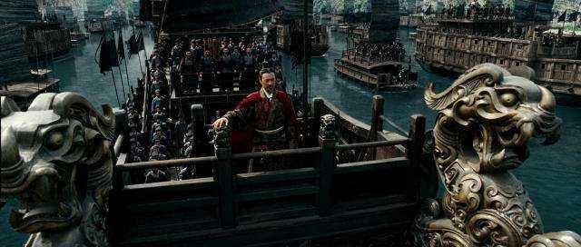 赤壁之战,曹操数十万大军为什么败给周瑜 其实有3个重要因素