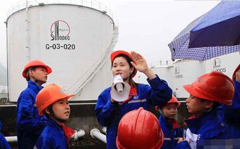 中石化老总年薪_中石化加油站图片