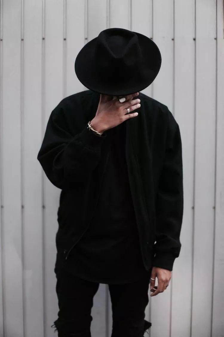 Hey,帽子先生