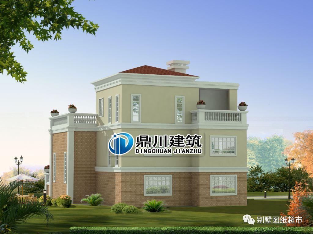 7款平屋顶新农村别墅,款款经典漂亮,省钱又实用!
