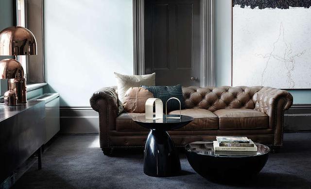欧式古典与中式风格的混搭设计 | 奢华生活的全新诠释
