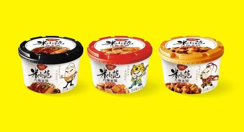灵智案例|卡通形象在食品包装设计上的运用