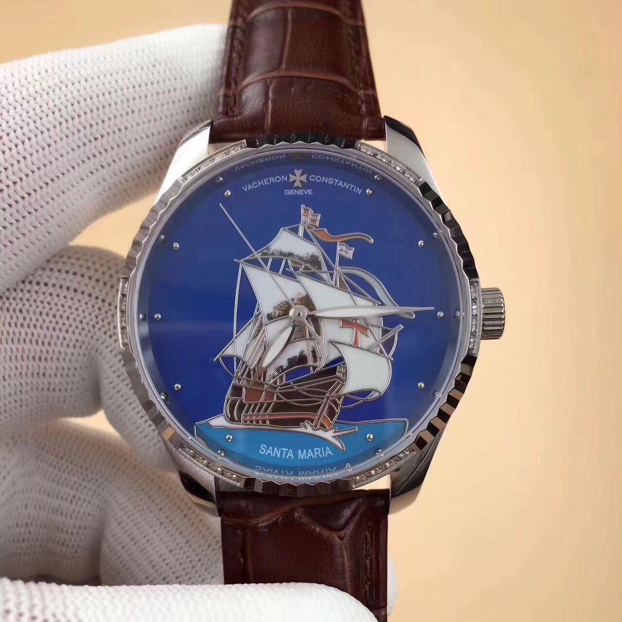 永恒的魅力 品鉴下列几款简约大气商务风的瑞士腕表