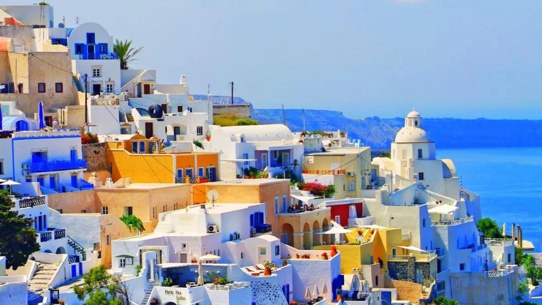 高品质低物价的希腊,不心动吗?