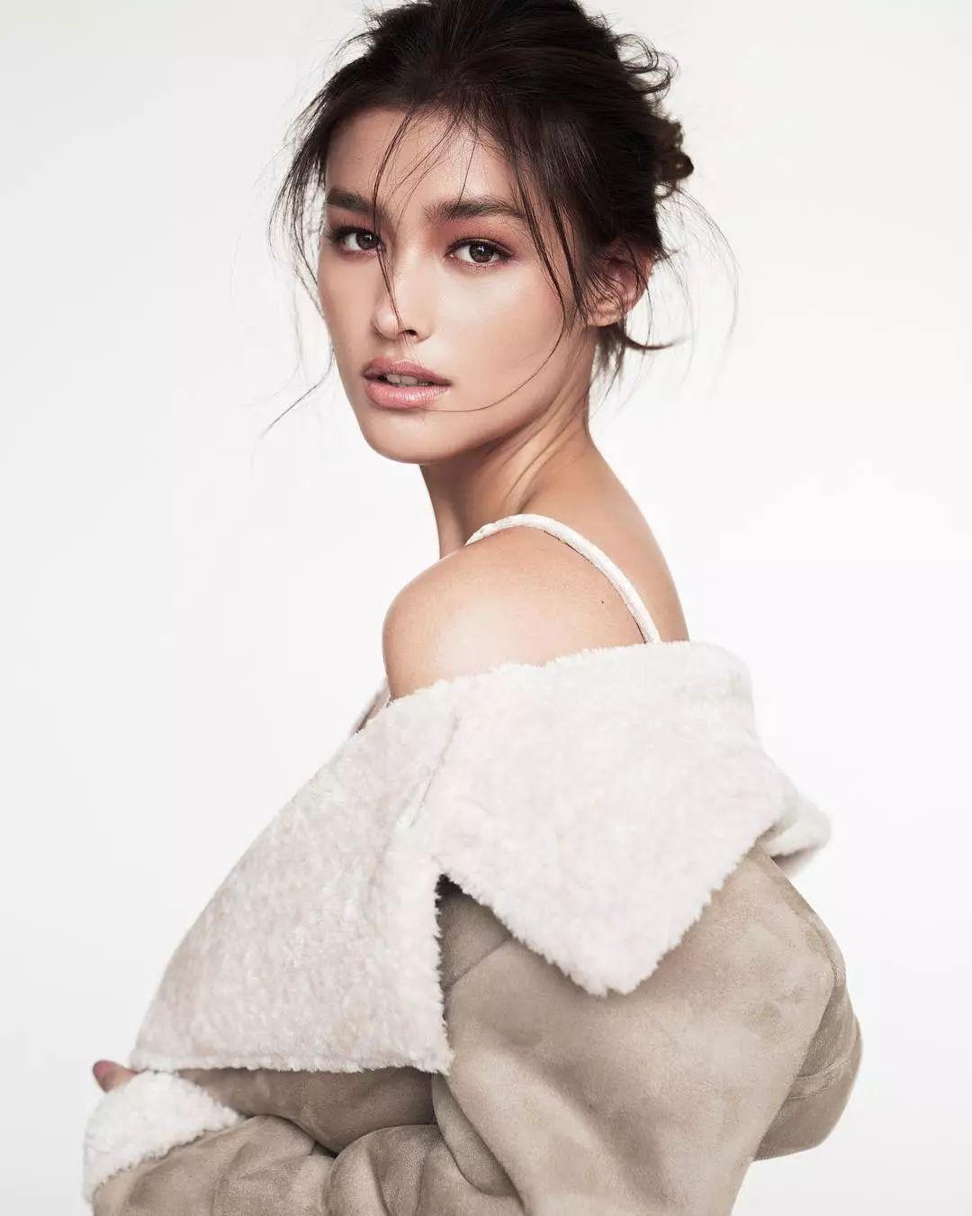 2017全球最美面孔我居然不认识?!中国排名最高的她凭什么赢了热巴和林允?
