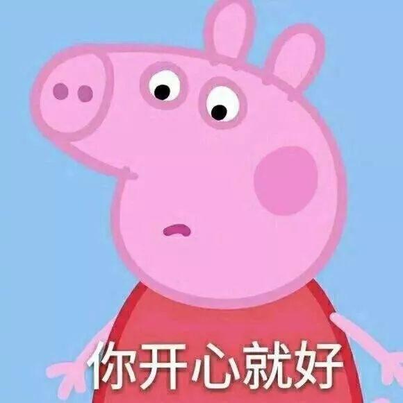 2017年度表情包大赏:小猪佩奇,假笑boy,边缘试探….你图片