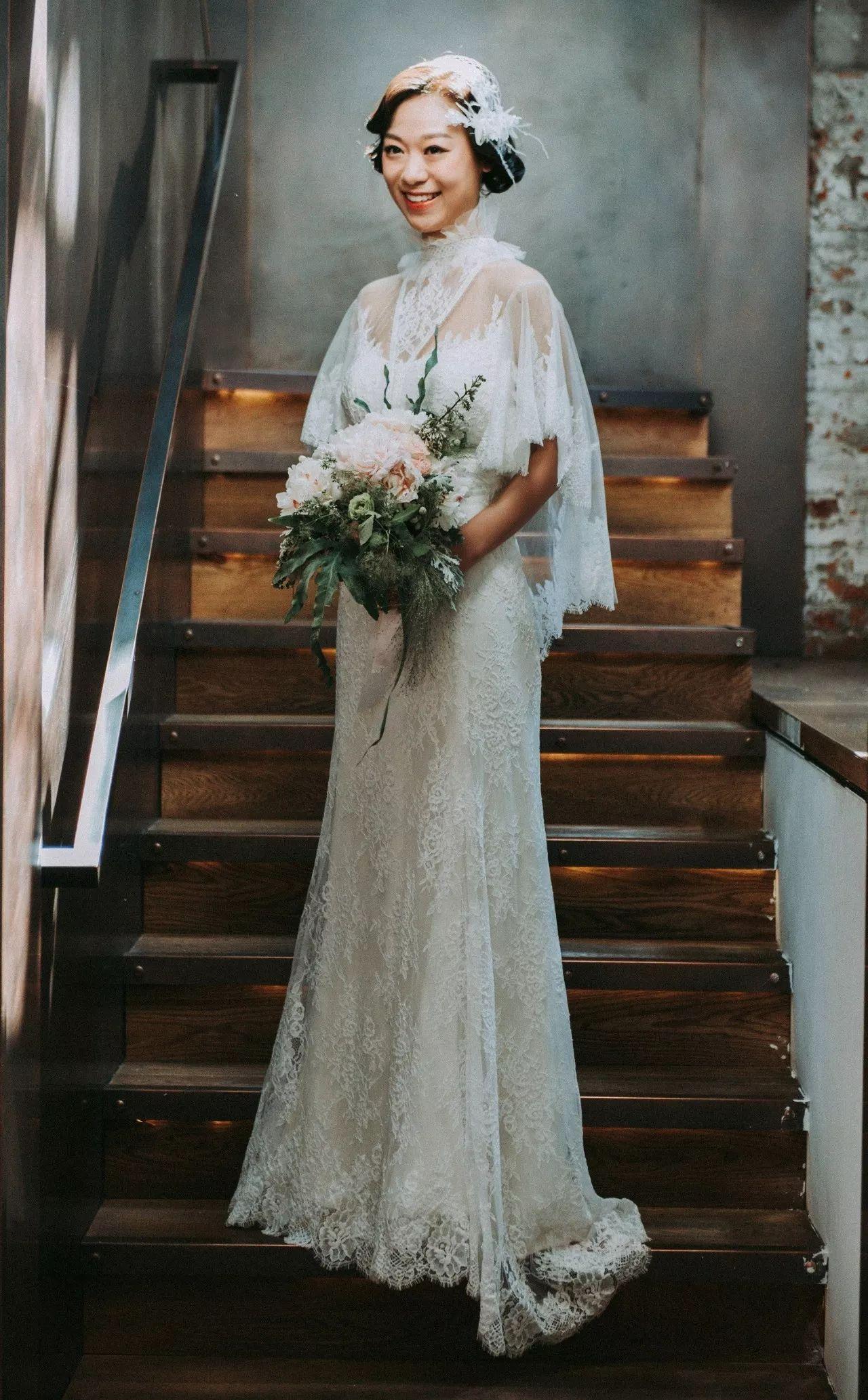 看他们拍的新娘,我都感动哭了|小蓝书