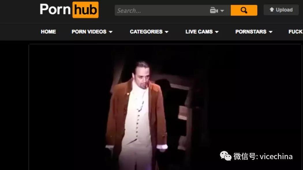 谣porn_色情网站 pornhub 上可以免费看史诗音乐剧《汉密尔顿》