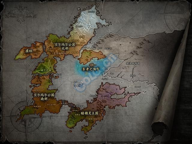地理世界地图高清