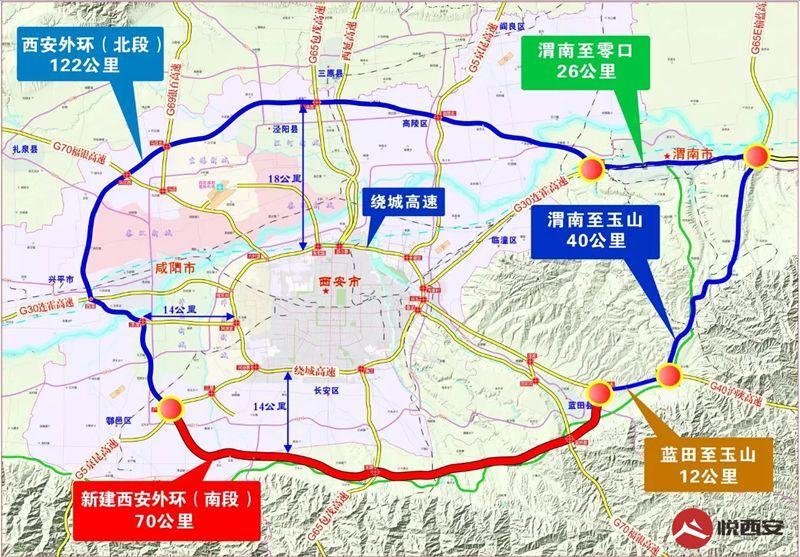 鄠邑区2020规划图