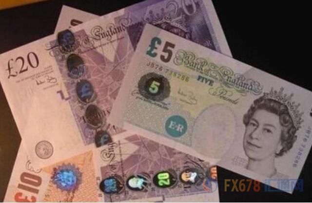 英镑兑美元年末四连阳收官,飙升百点创四周新高