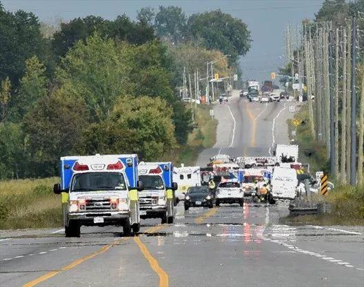 这些地方,这段时间最容易出车祸!大多伦多年度交通安全报告出炉图片