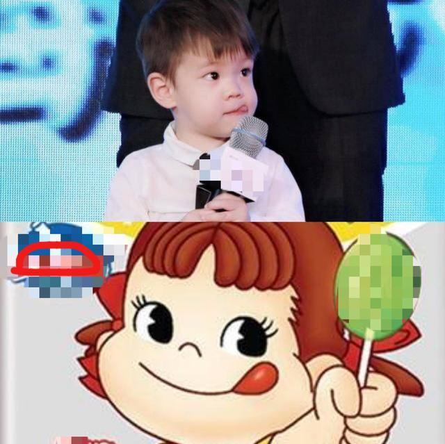刘昊然被提问小时候像安吉,他的回答胡可沙溢听见会很图片