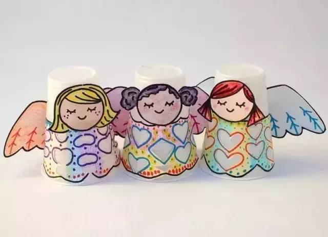 幼儿冬季创意手工制作大全,不收藏可惜了!有时间带孩子一起做吧
