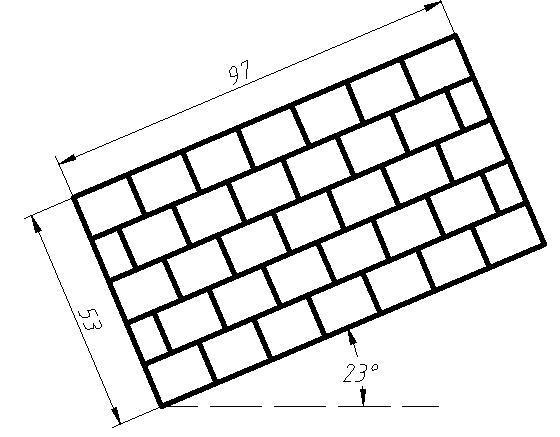 50个CAD平面图形练习,你能画出几个
