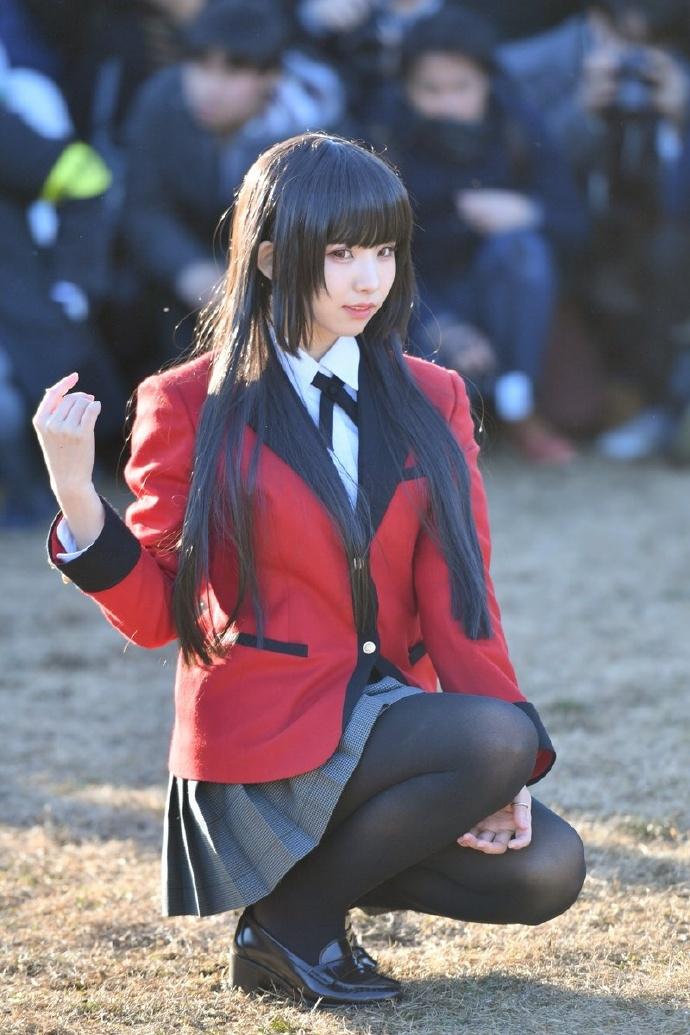 动物世界之最大的蛇_【C93】C93enako《狂赌之渊》女主角蛇喰梦子cosplay