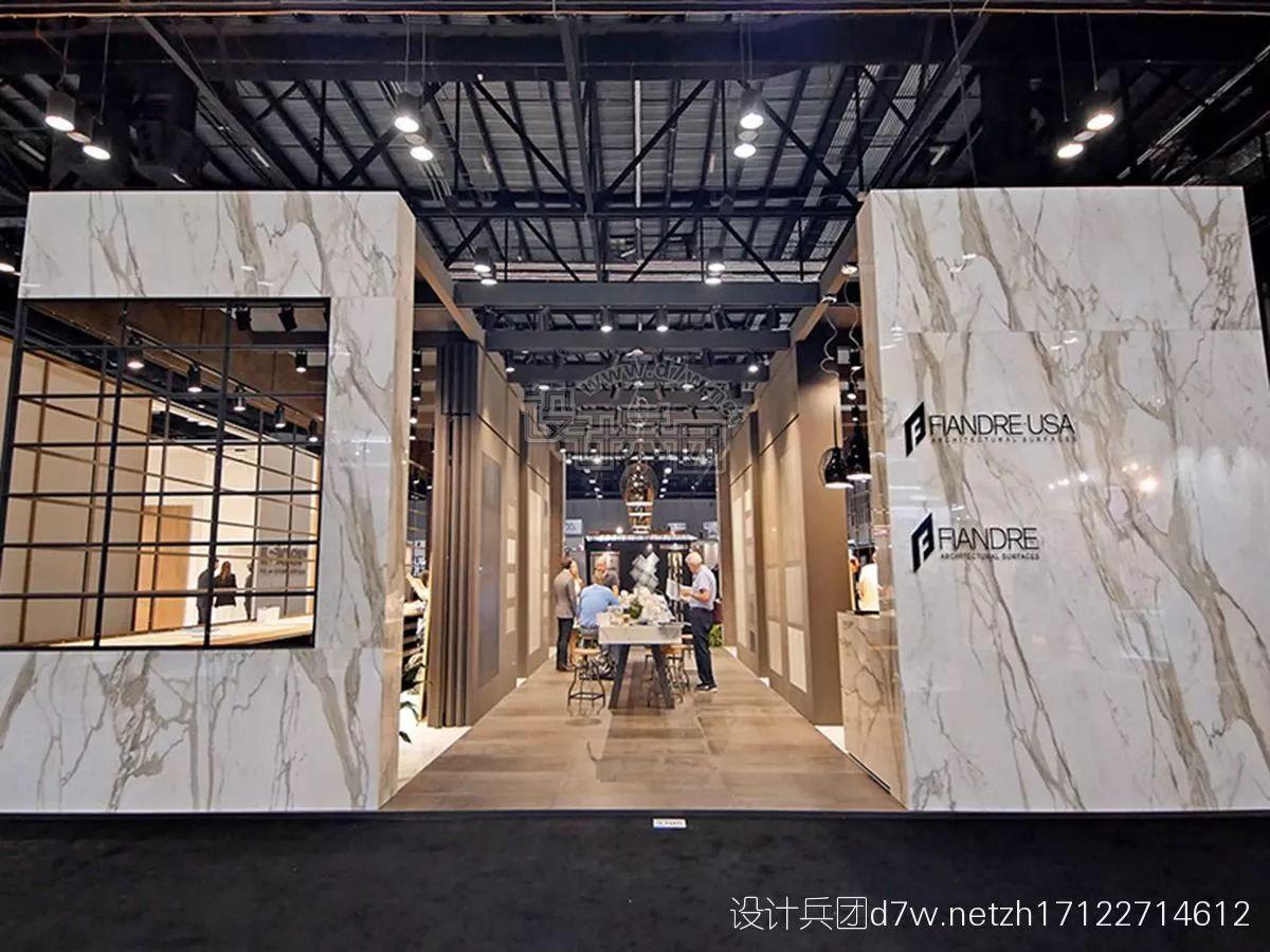 国际石材及瓷砖博览会是美国目前最大的石材和瓷砖类专业国际贸易展会