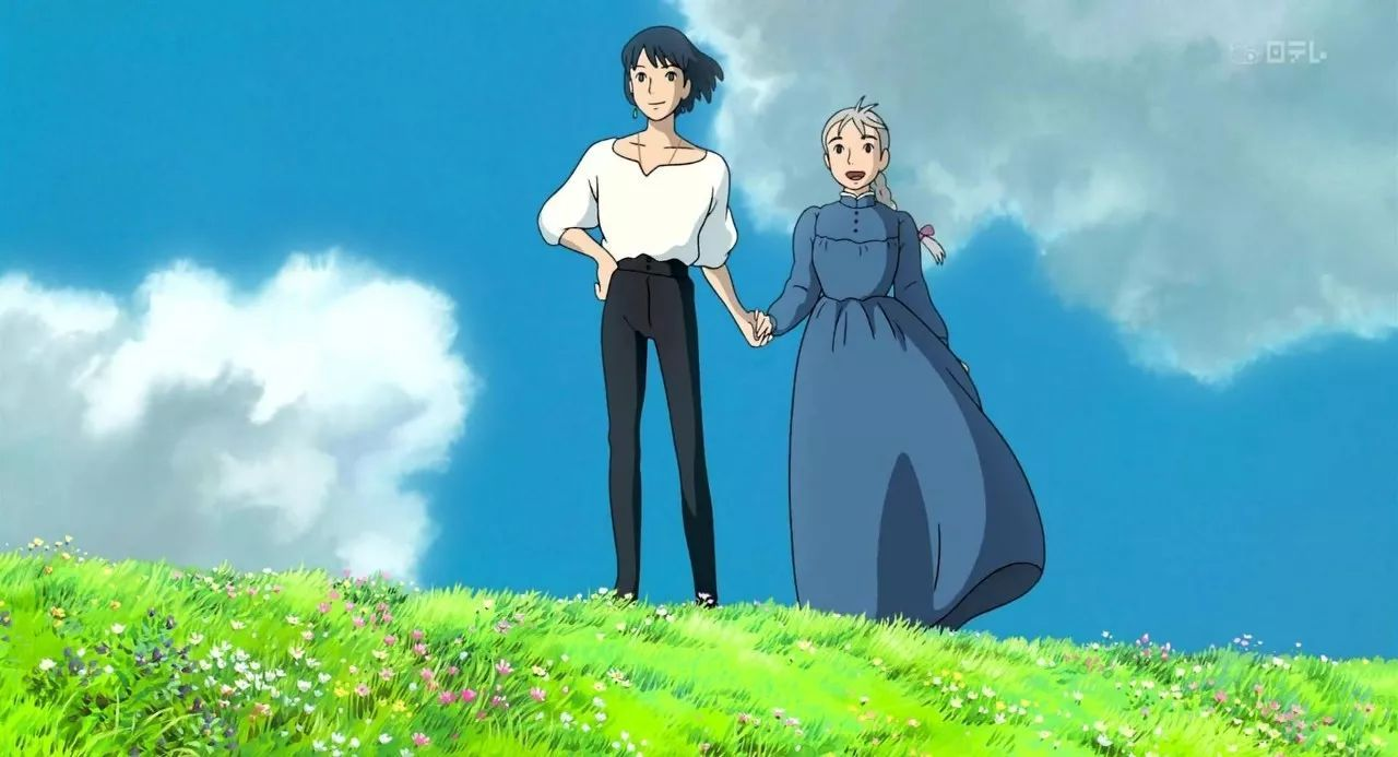 宫崎骏和他的动画电影