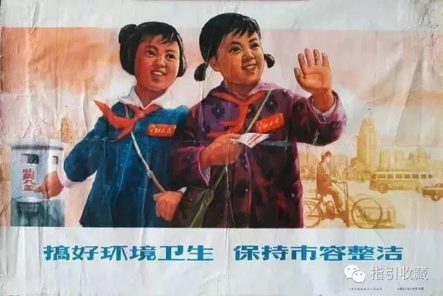 建国初期的宣传画,作为过来人都见过几幅
