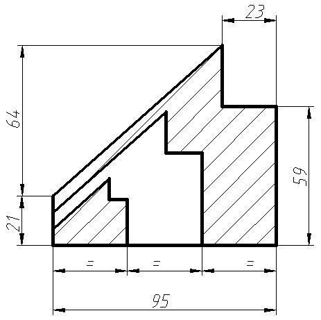 50个cad平面图形练习,你能画出几个?