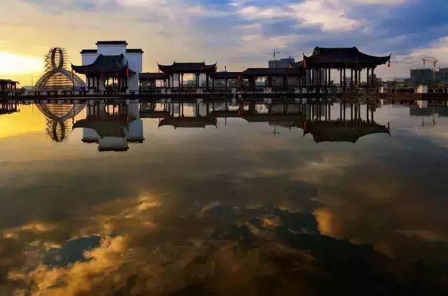 江西风景独好|可以读山,亲水,红绿辉映吉安,秀美江西欢迎您!